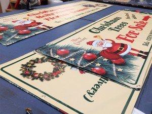 christmas banner essex
