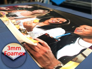 foamex signs graphic print uk