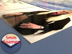 foamex signs graphic printing london