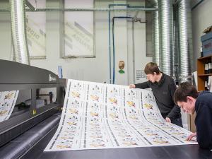 Gravesend printing company