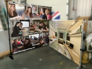 backdrop stand banner print essex