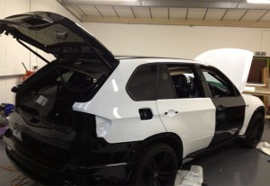 car white wrapping east london