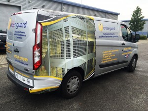 van wrap in east london