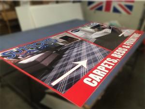 corex board printing in essex