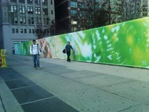 construction sites hoardings displays essex