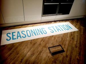 floor graphics printing near Southend Centre