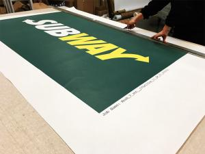 large format print in Harlow