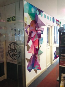 wall graphics essex