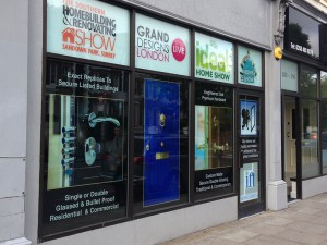 shop windows graphics essex